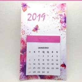 Calendário 2019 para imprimir grátis