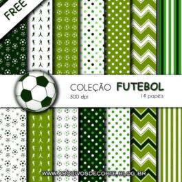 Papéis digitais de Futebol