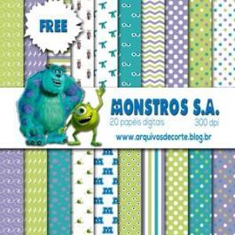 Papel digital Monstros SA