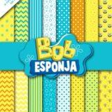 Papel Digital Bob Esponja
