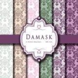 Papel digital Damask