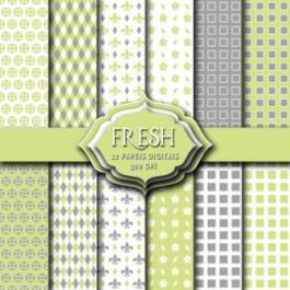 Papel digital Fresh