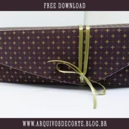 Caixa clutch – Caixa dia dos pais