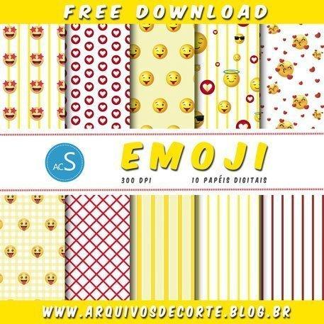 Papel Digital Emoji