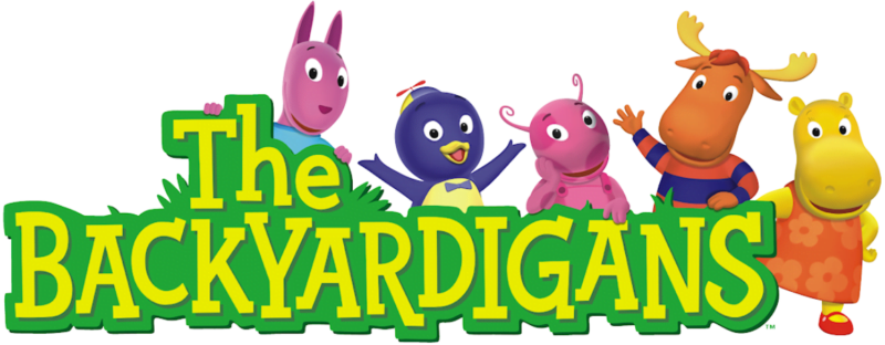 Fonte dos Backyardigans