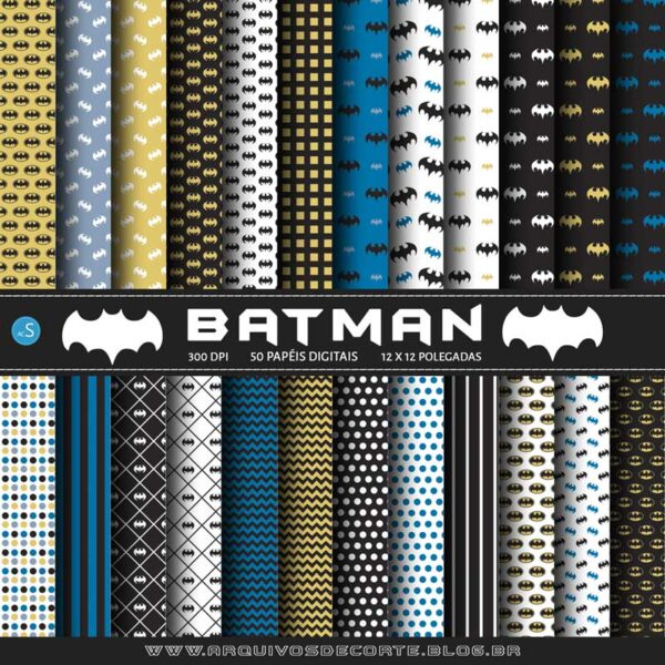 kit digital Batman