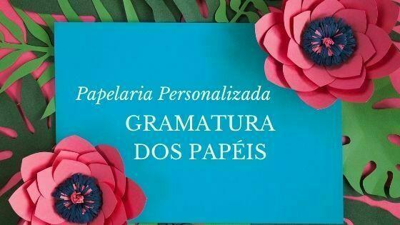 gramatura dos papeis