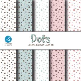 papel digital dots