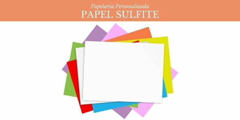 papel sulfite