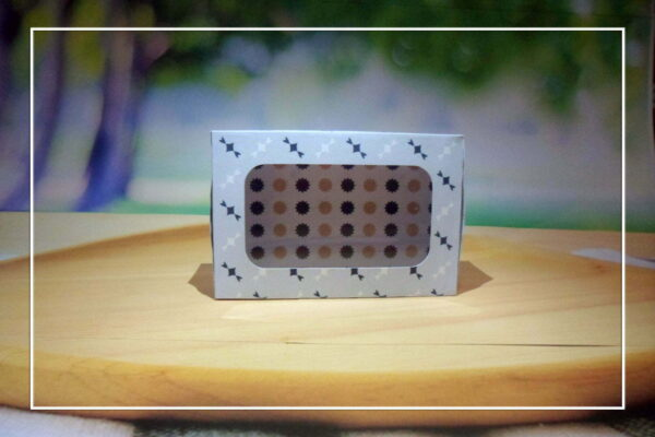 molde de caixa retangular